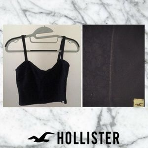 🆕 Hollister Navy Blue Bralette